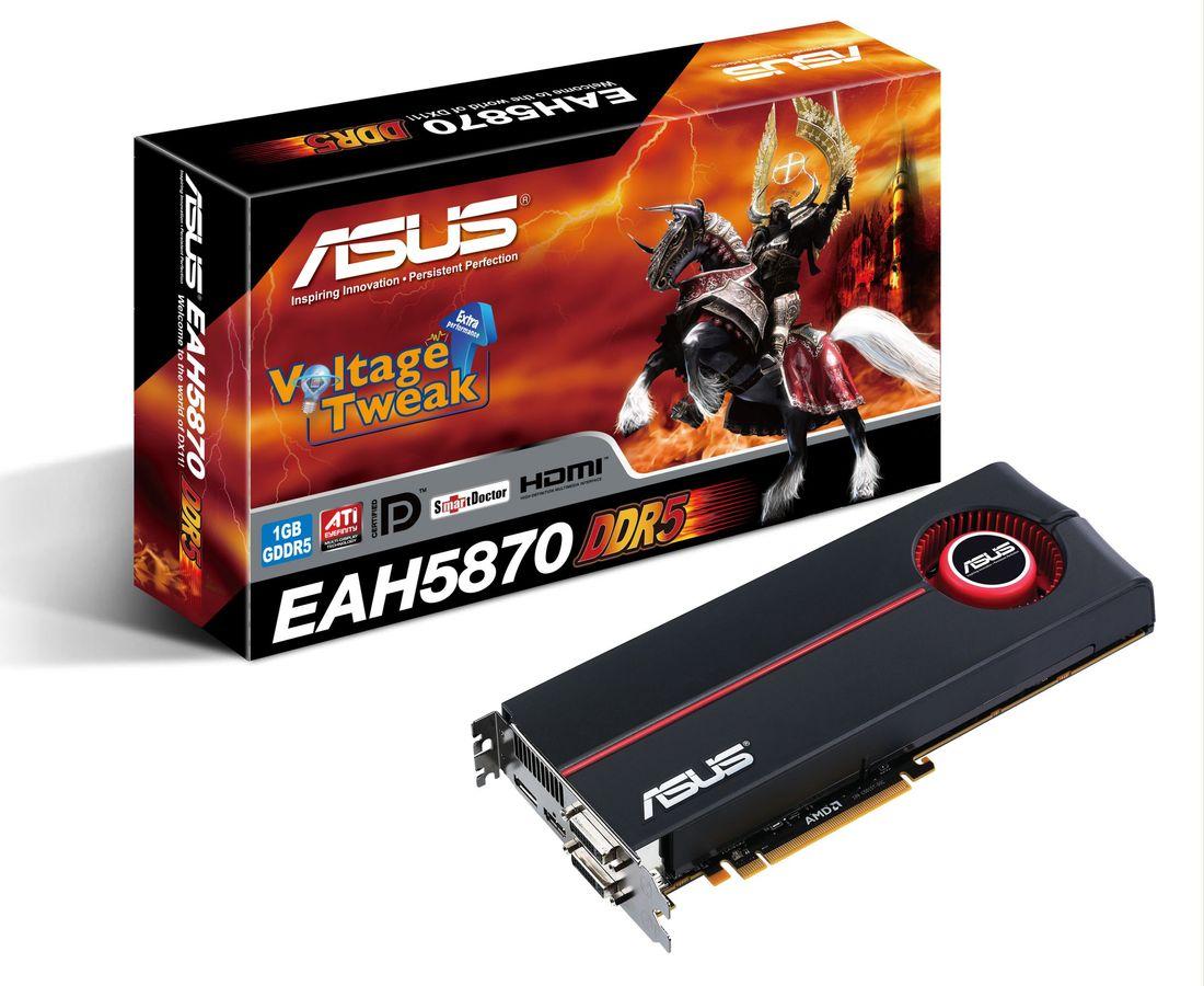 Asus EAH5870