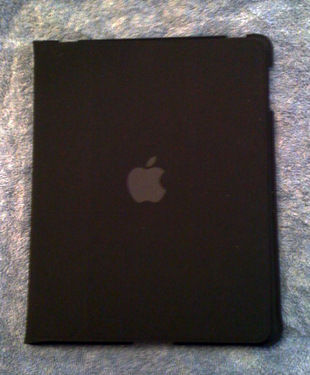The official Apple iPad case