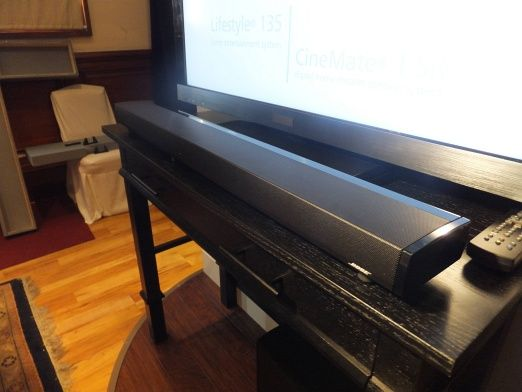 bose introduces its first ever soundbar home theater systems. Black Bedroom Furniture Sets. Home Design Ideas