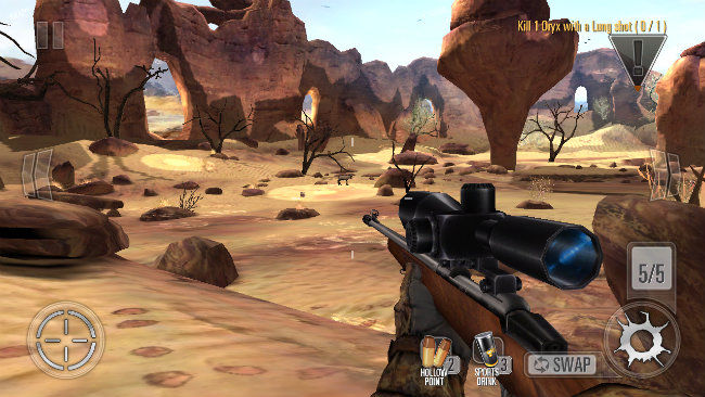 hunting shooting games online