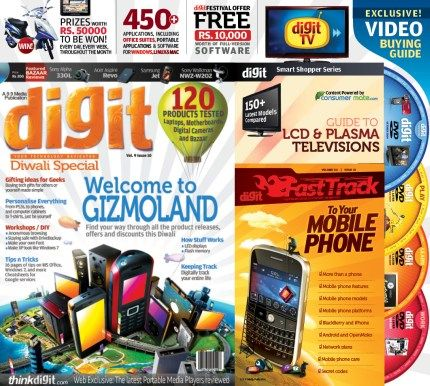 Digit October 2009 Special Issue