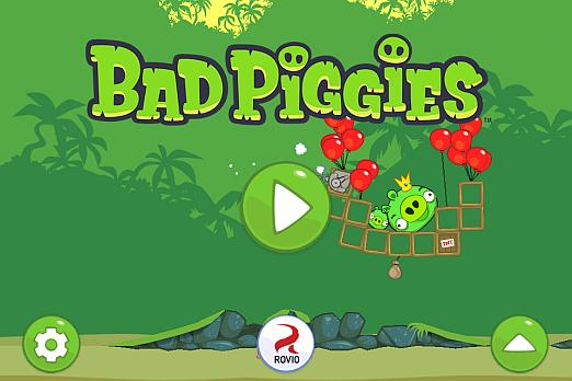 Bad Piggies for iOS Review