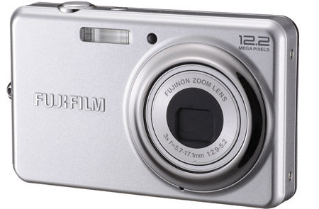 Fujifilm FinePix J27 is a 10-megapixel digital camera