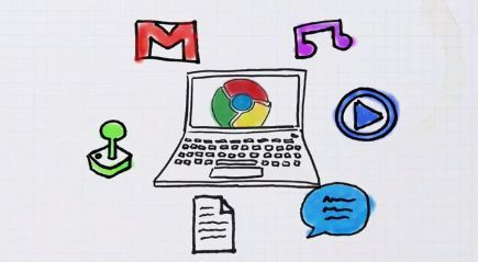 Google Chrome OS video screenshot