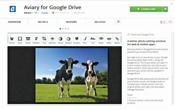how to make google photos appear in google drive