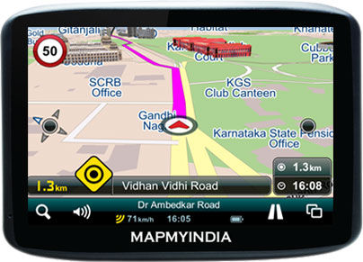 Mapmyindia Lx Is The Best Device In The Sub Rs  Price Bracket
