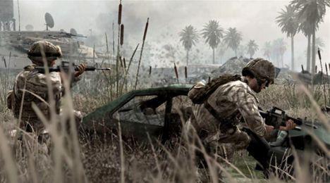 Modern Warfare 2 multiplayer IWNet