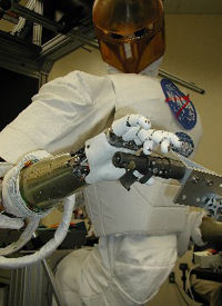 NASA and GM's Robotnaut1