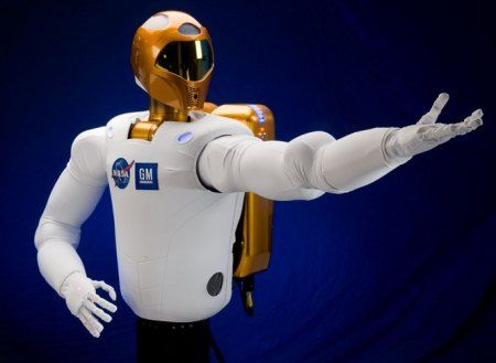 NASA and GM's Robotnaut2 is all set to go lots of machine have gone before