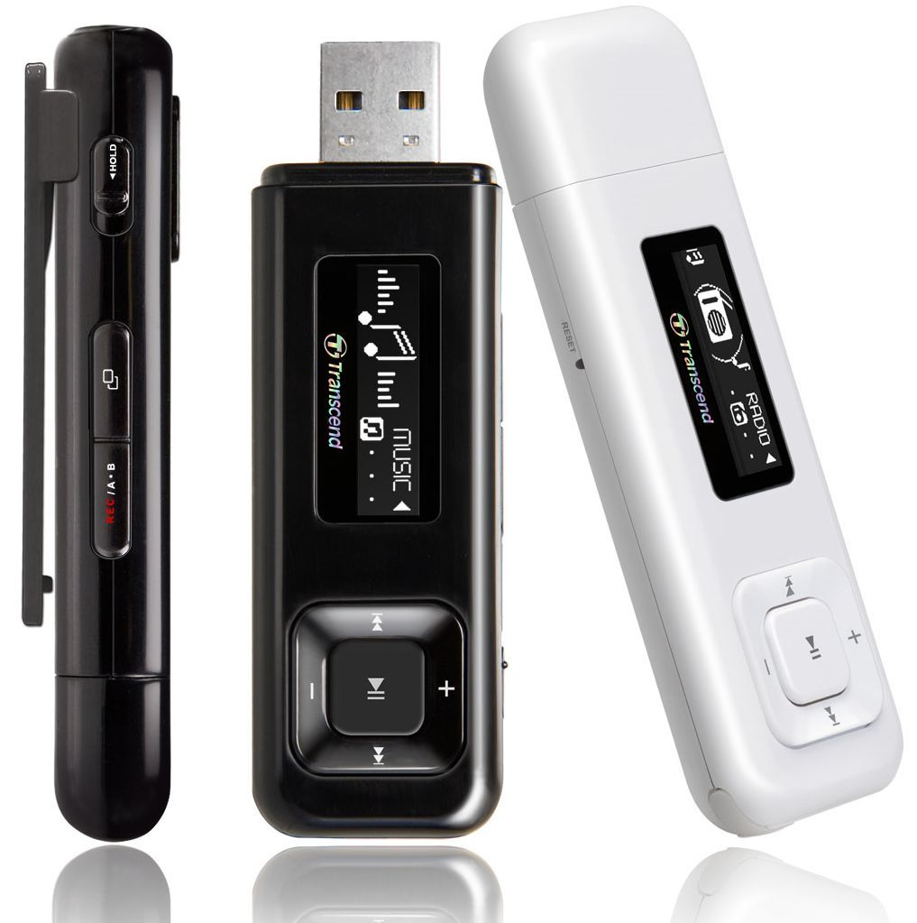 Transcend MP330 digital music MP3 player