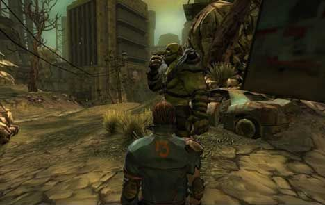 Fallout Online V13 screenshot