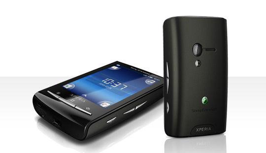Sửa mất nguồn Sony Ericsson Spiro W100i, Ericsson T230i, Xperia Ericsson Mini