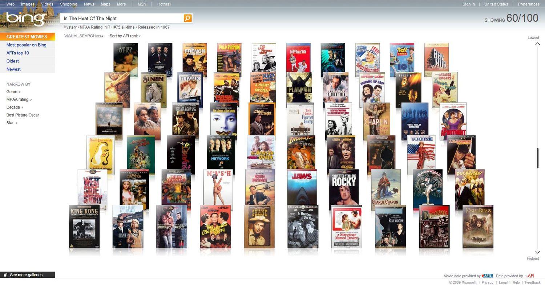 Bing Visual Search