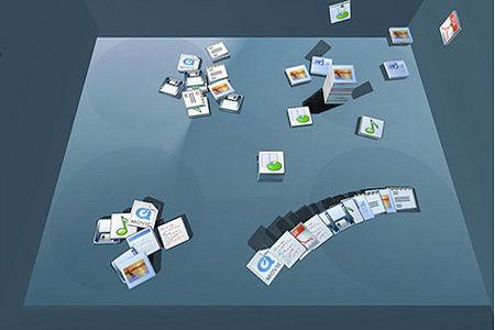 BumpTop 3D Desktop