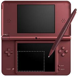 The Nintendo DSi LL