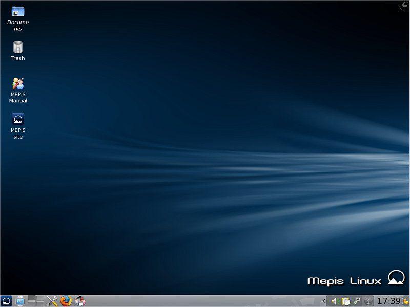 MEMPIS desktop