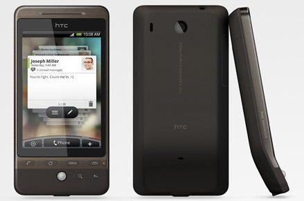 The HTC Hero