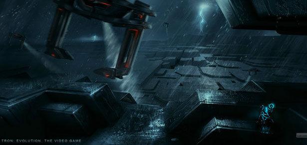 Tron: Evoltion screenshot