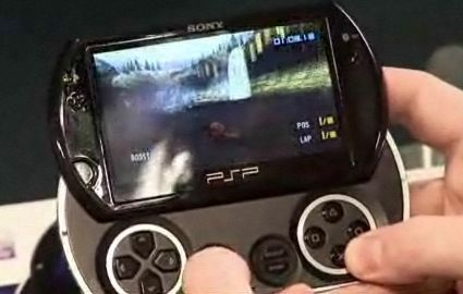 PSP Go hands-on