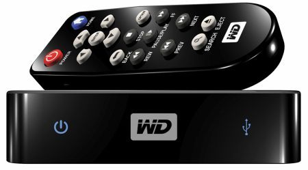 Western Digital Mini TV Media Player