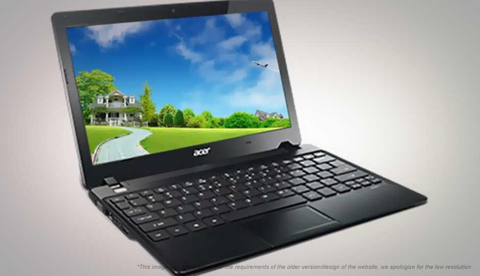 Acer Aspire V5 121 AMD Windows 8 Price In India