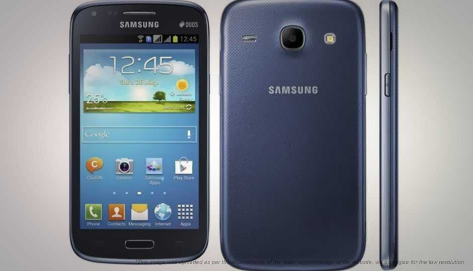 Samsung Galaxy Core I8262 Price In India Specification