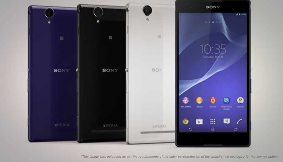 won't get sony xperia t2 ultra user review india zowel