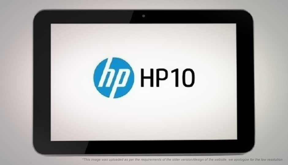 HP 10 Tablet Price in India, Specification, Features ...