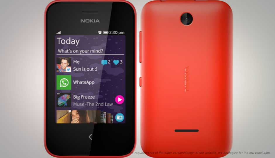 Nokia 230 dual sim whatsapp