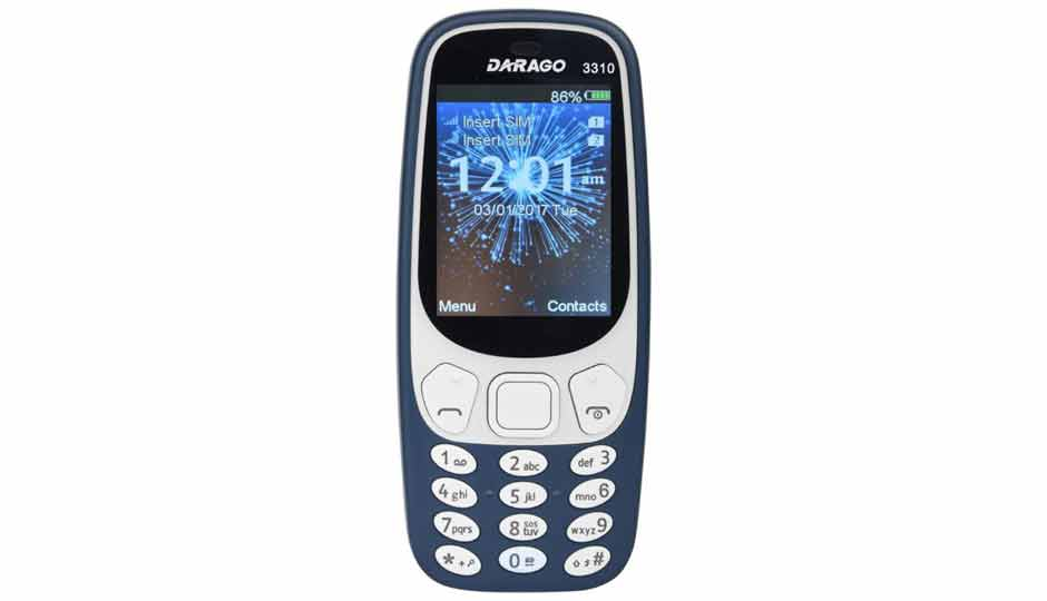 Darago 3310 Price in India, Specification, Features