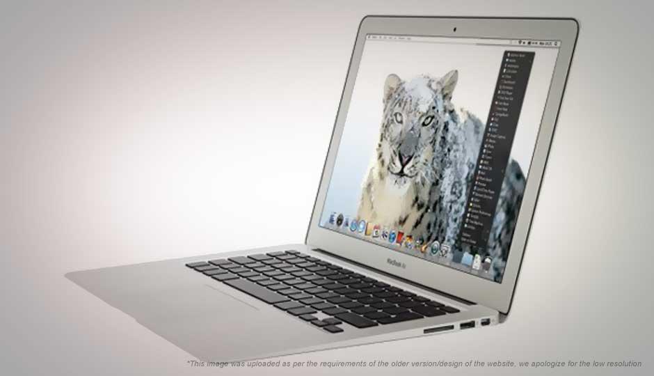 Apple Macbook Air 13 inch 2010-10 - Notebookcheck.net External Reviews