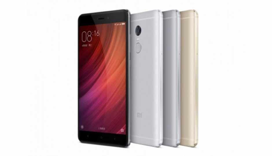 xiaomi redmi note 4x price in india specification