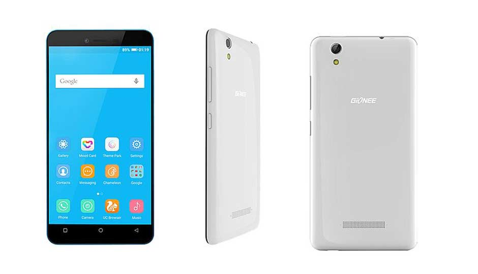 Gionee Pioneer P5L 2016 Price in India, Specification ...