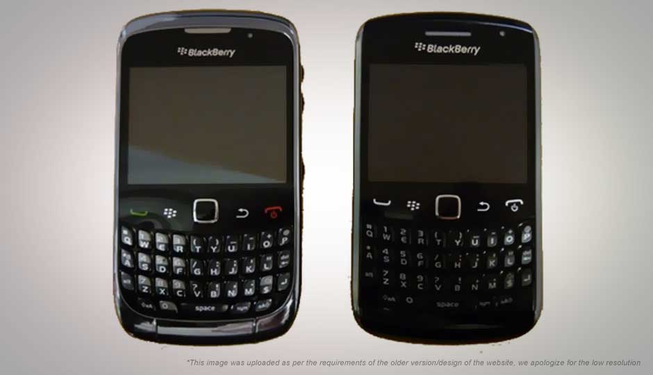 how to set blackberry curve to speaker phone