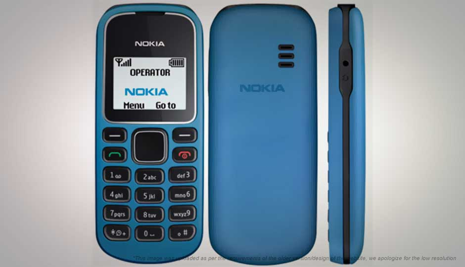 Nokia 1280 Price In India  Specification  Features