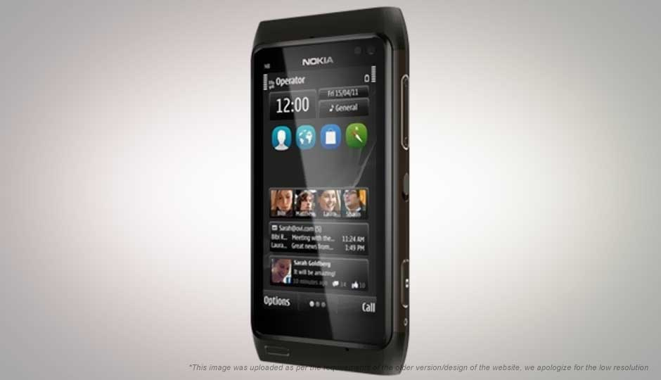 Nokia N8 Price in India, Specification, Features | Digit.in