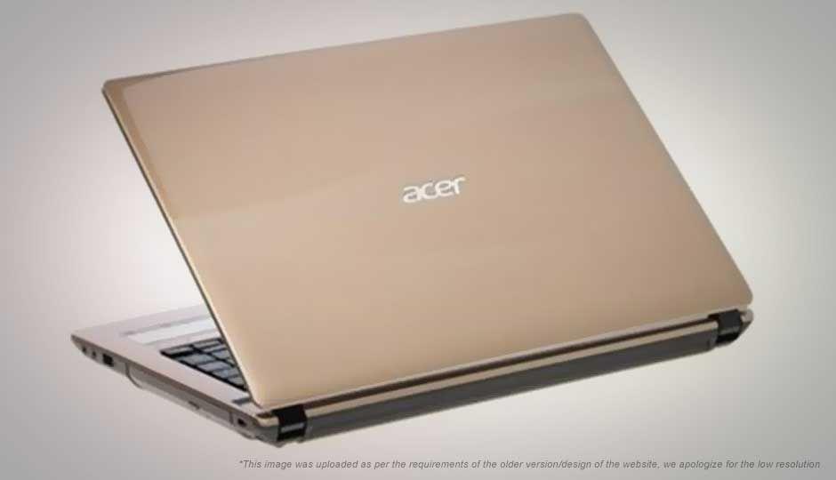 Acer aspire 4752 bios