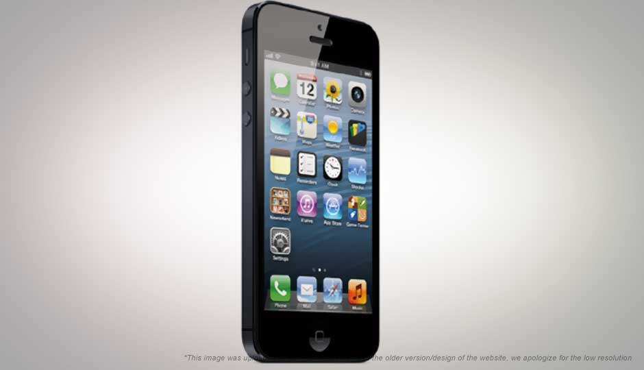 Apple iPhone 5 64GB Price in India, Specification ...