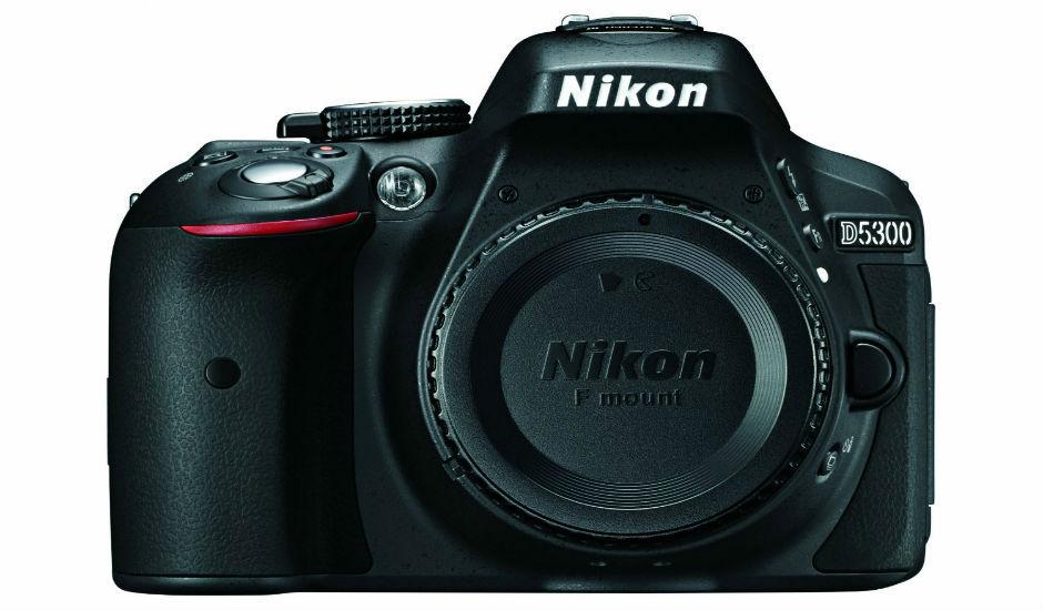 nikon d5300 price in india amazon