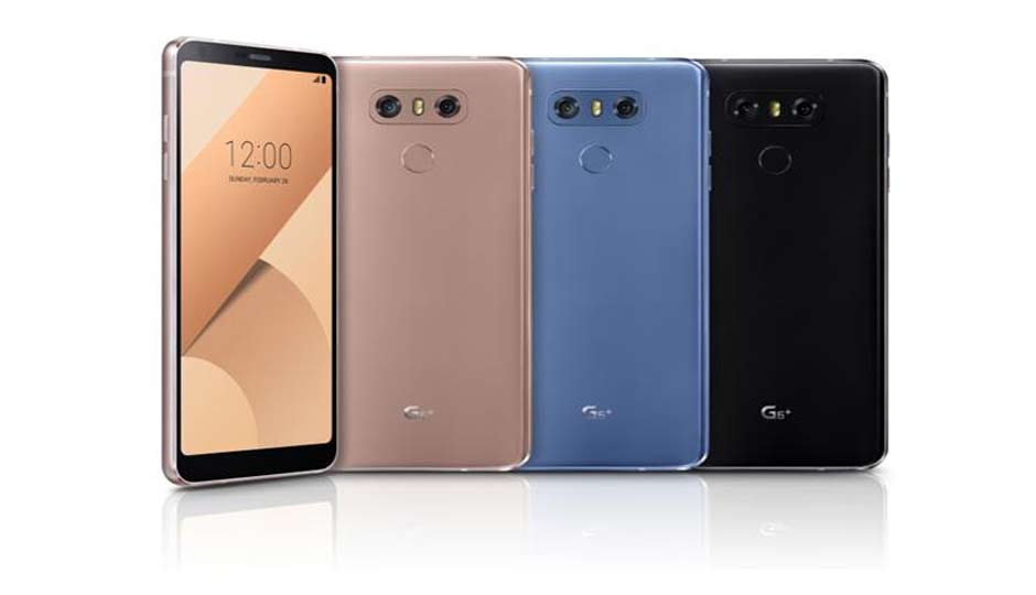 lg g6 plus price in india specification features. Black Bedroom Furniture Sets. Home Design Ideas