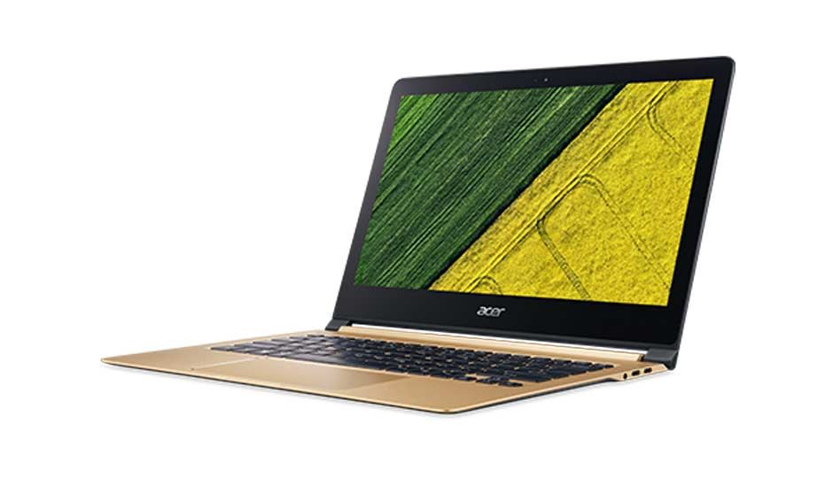 acer swift 7 price in india specification features. Black Bedroom Furniture Sets. Home Design Ideas