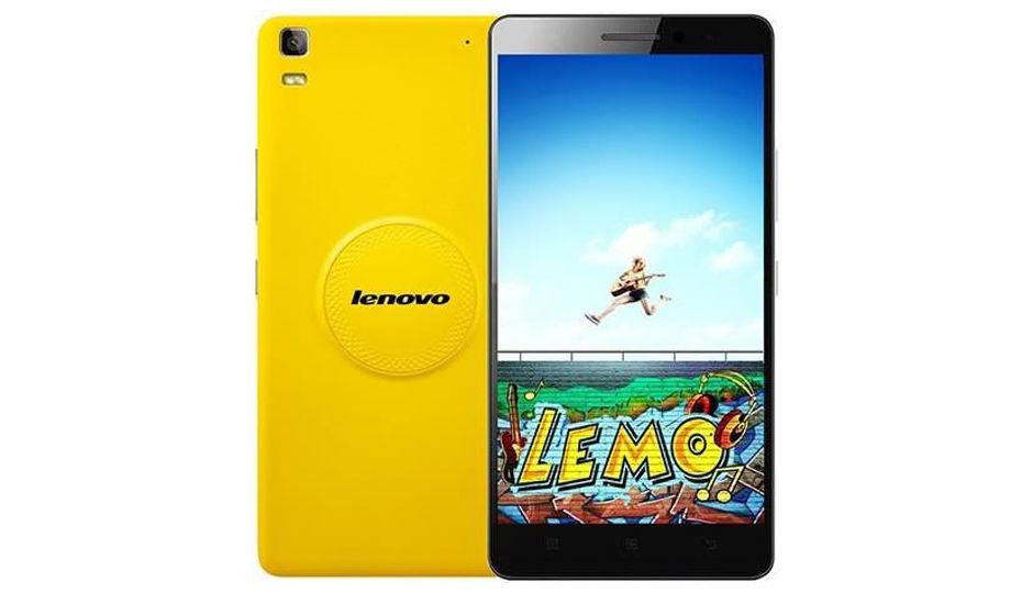 Znalezione obrazy dla zapytania Lenovo K3 Note