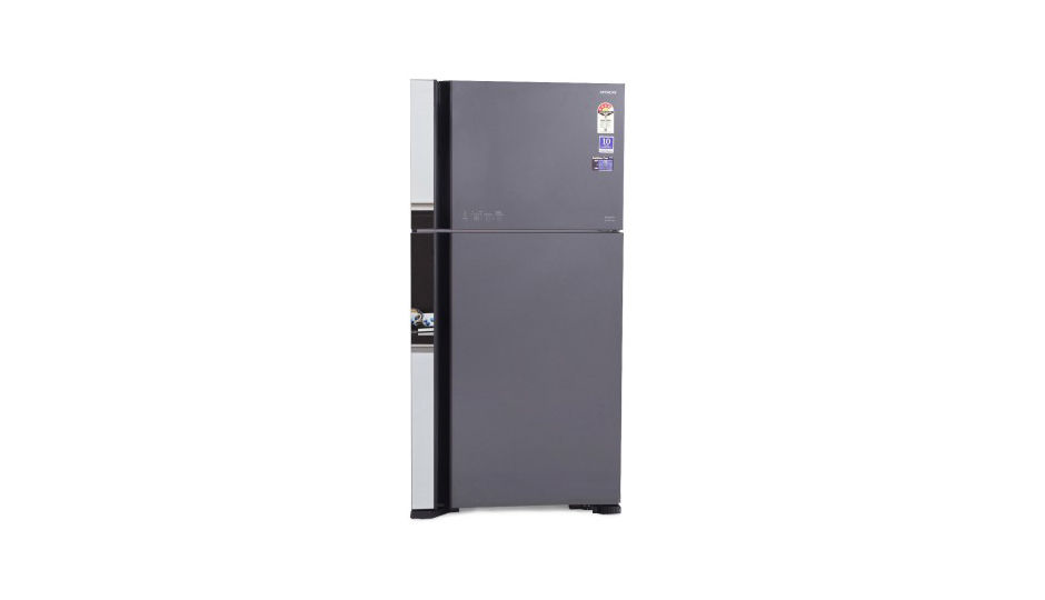 Hitachi R Vg610pnd3 565 L Double Door Refrigerator Price