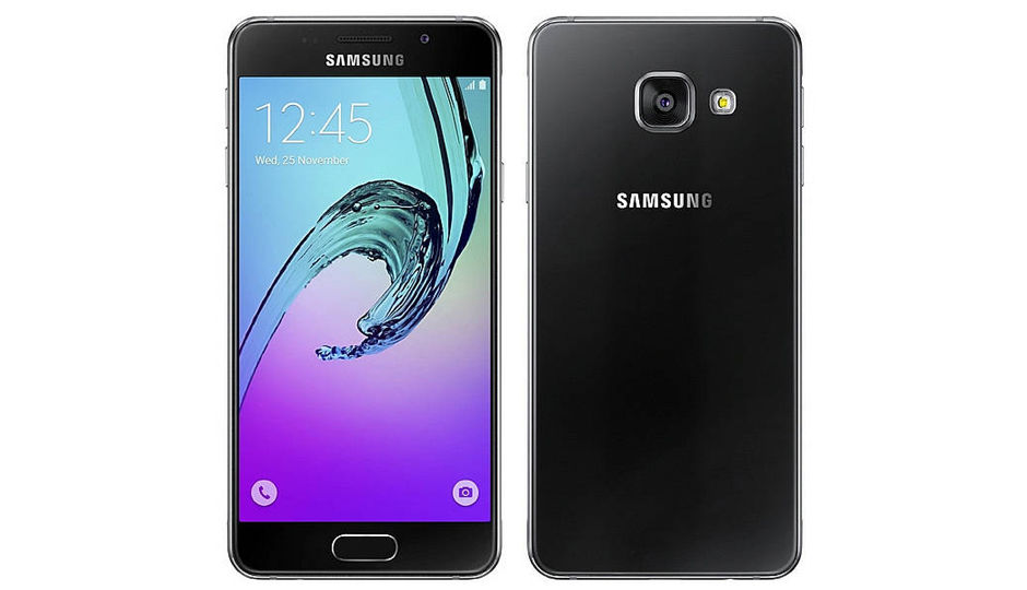 samsung galaxy a3 2016 edition price in india specification features. Black Bedroom Furniture Sets. Home Design Ideas
