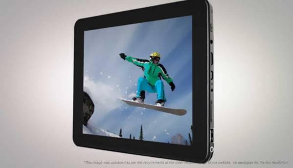 Simmtronics Xpad X802