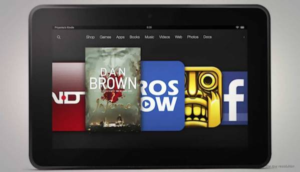 Amazon Kindle Fire HD 8.9 32GB
