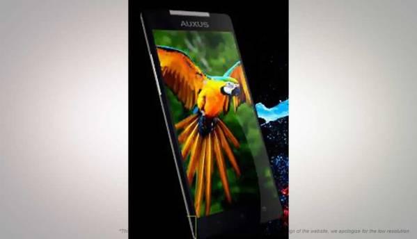 iBerry Auxus Nuclea N1 FHD