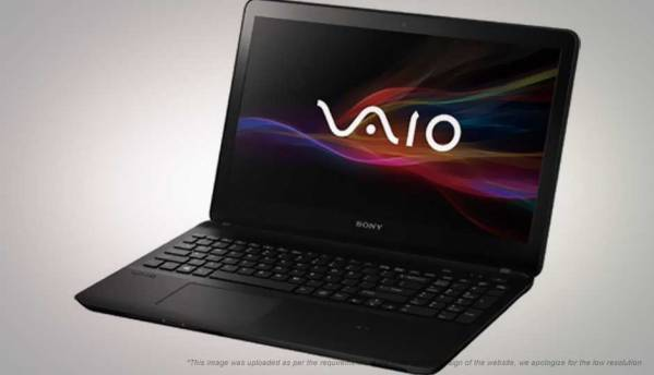 Sony  VAIO Fit 15 SVF15318