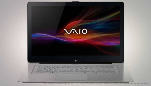 Sony  Vaio Fit 15A SVF15N17SNS