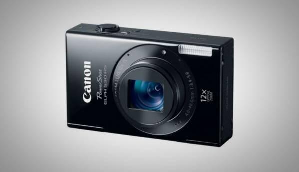 Canon PowerShot ELPH 530 HS(IXUS 510 HS)